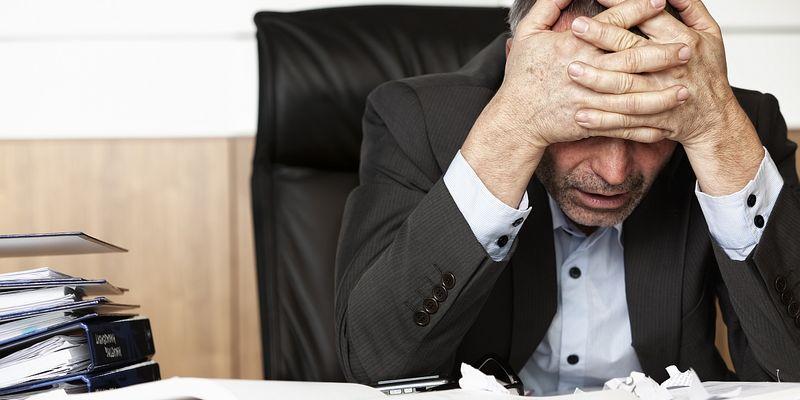Стресс у мужчин приводит к развитию рака
