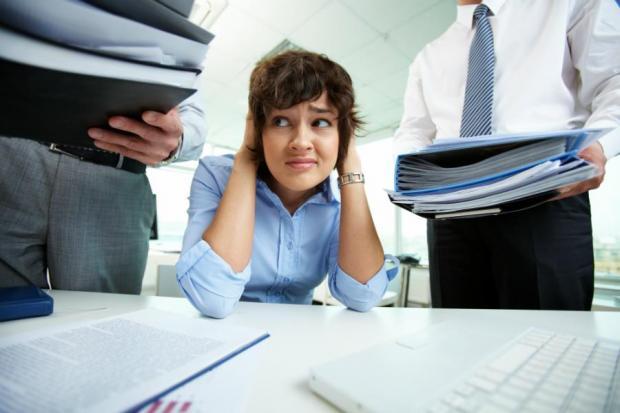 Синдром «офисного стресса»: почему он возникает и как с ним бороться