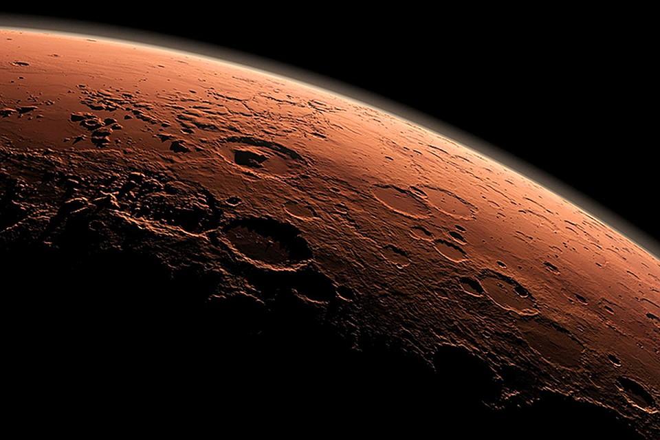 Полеты на Марс могут сломать мозг астронавтов