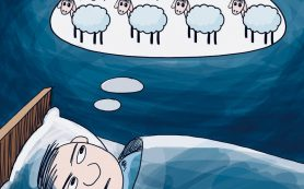Бессонница является естественным антидепрессантом