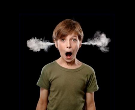 Психосоматические заболевания у ребенка