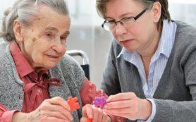 Учёные назвали способы защиты от старческого слабоумия