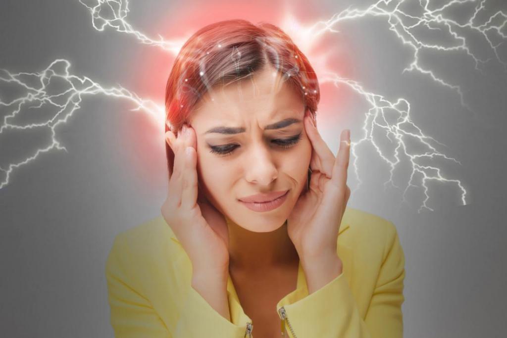 Признаки, указывающие не на простую головную боль, а на настоящую мигрень