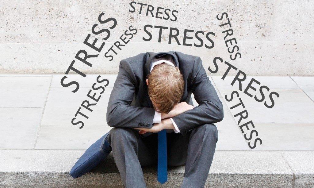Есть вопрос: как избавиться от стресса