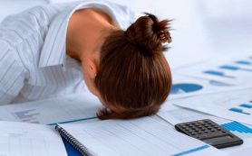 5 самых стрессовых ситуаций в жизни женщины