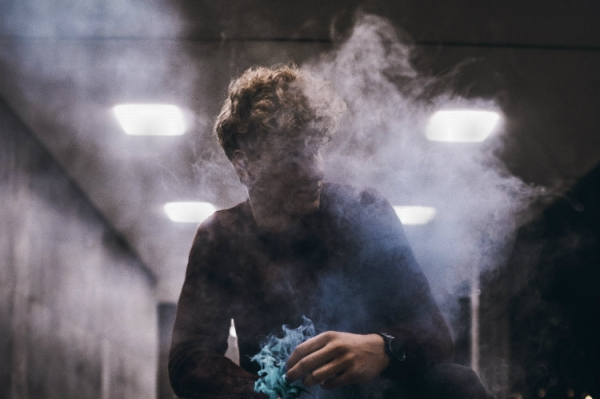 Курение марихуаны меняет структуру мозга