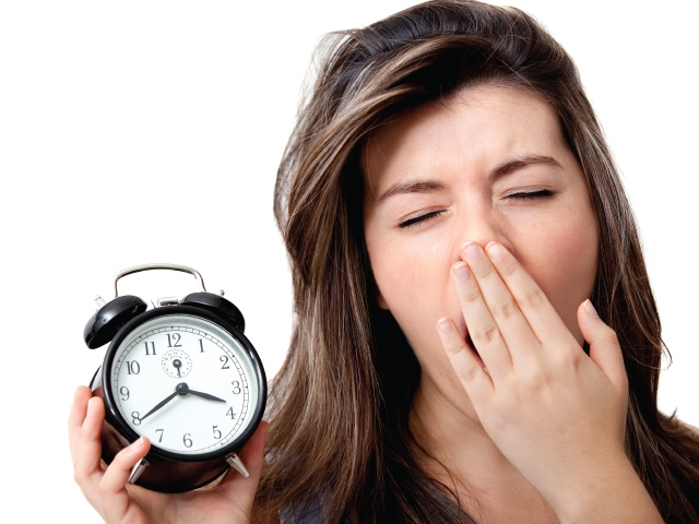 Как восстановить ритм сна?