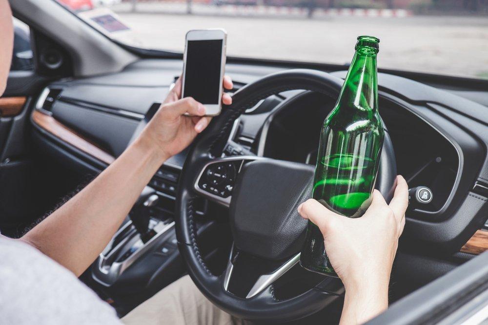 Смартфон может фиксировать опьянение по походке