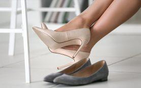 Берегите ноги смолоду